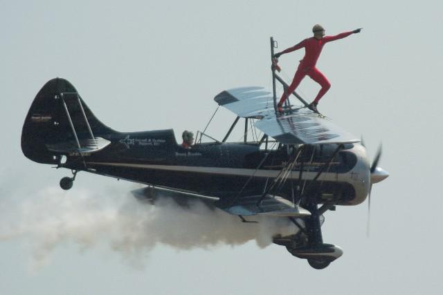 Jet Waco Wing Walker 1564
