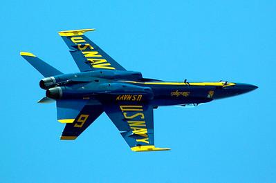 Blue Angels Sea Fair 2006