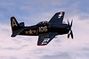 3520 Grumman F8F Bearcat from Historic Flight