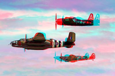 3D COMOX BC Airshow 2013
