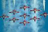 4144 Canadair CT-114 Tutor Snowbirds