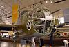 3295 North American B-25J Mitchell nose guns