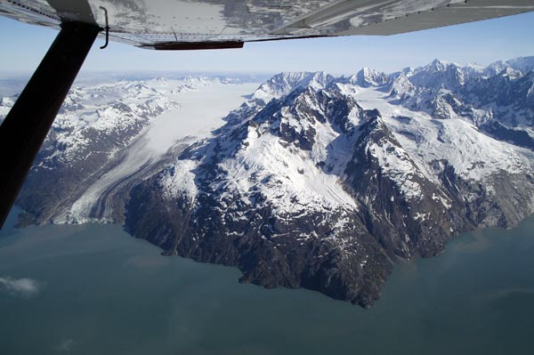 1552 Lamplugh Glacier Jaw Point Johns Hopkins Inlet