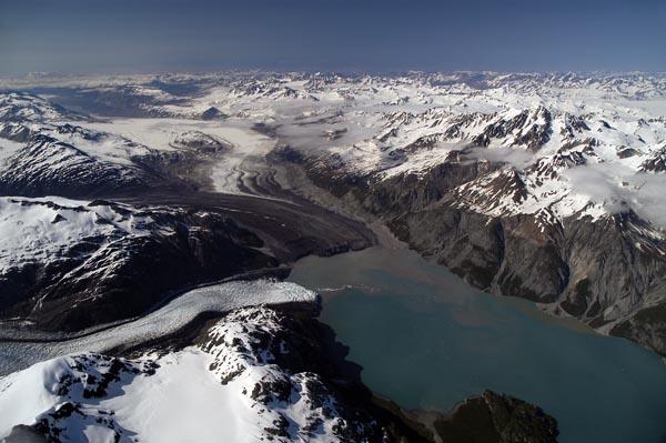 1271 Tarr Inlet Margerie Glacier Pacific Glacier