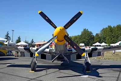 Vintage Aircraft Weekend 2013
