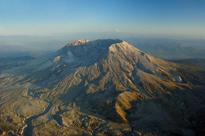 Mount Saint Helens from the Air