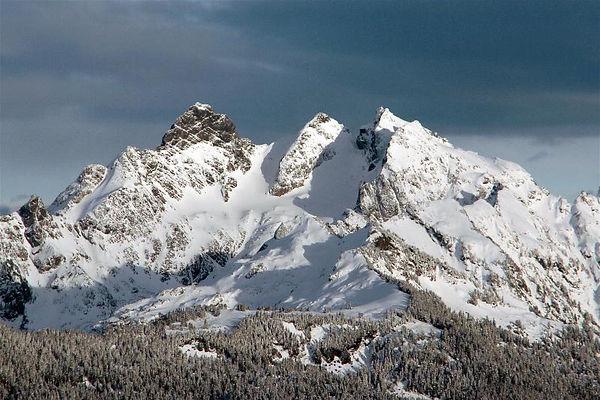 Three Fingers Mountain.