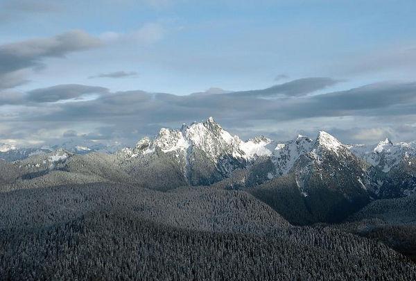 Whitehorse Mountain.