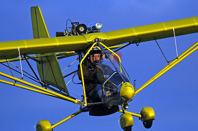 My Aerolite103 Ultralight Airplane