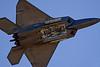 4996 F22 Raptor weapons bay open
