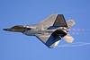 5024 F22 Raptor afterburner