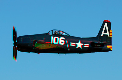 3D Vintage Aircraft Weekend 2013
