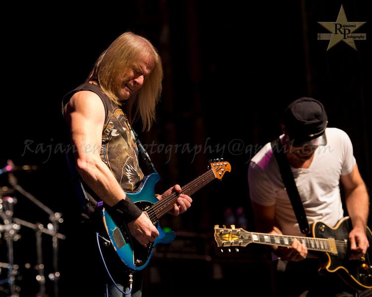 Steve Morse and Casey McPherson