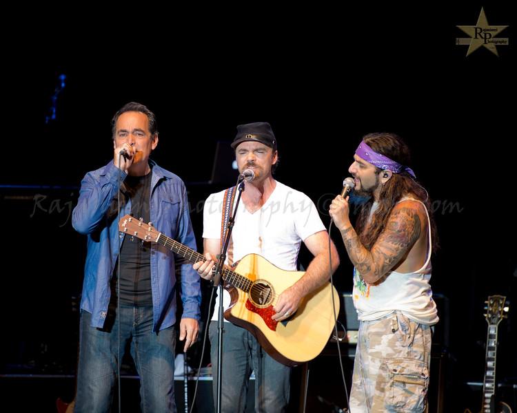 Neal Morse, Casey McPherson, Mike Portnoy