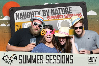 Flying Dog Summer Sessions: Naughty By Nature 9.15.17