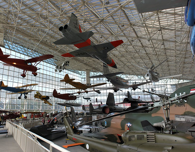 Boeing Museum of Flight - Gallery - Oct 2014