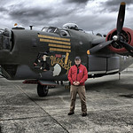 B24 Witchcraft at Flying Heritage Collection - 2014