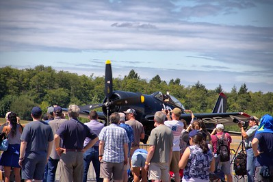 Sky Fair - Flying Heritage Collection - July 2017