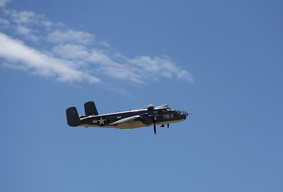North American B-25J Mitchell - July 2017