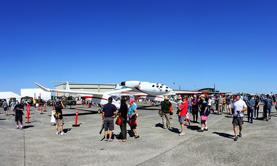 White Knight and Crowd at FHC July 2014