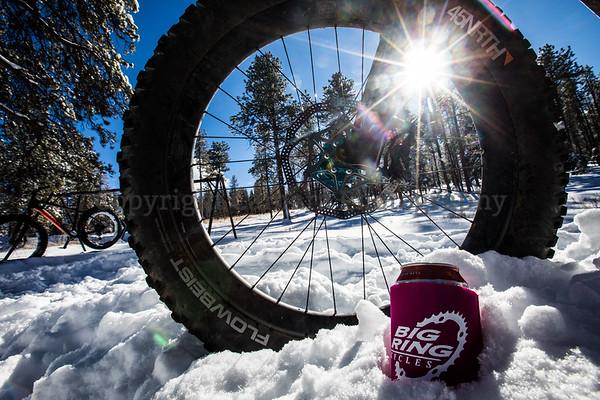 Flying J Fat Bike Ride . Big Ring Cycles 1.13.2019