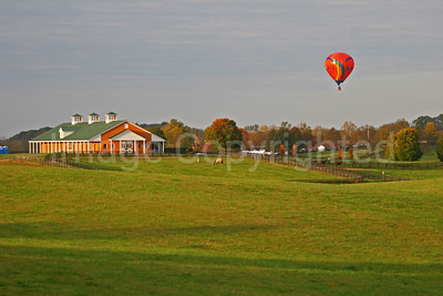 Balloon at long branch - 11/5/08