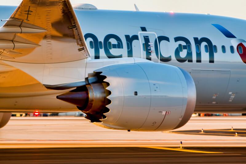 American Airlines - Boeing 787-8 - N801AC