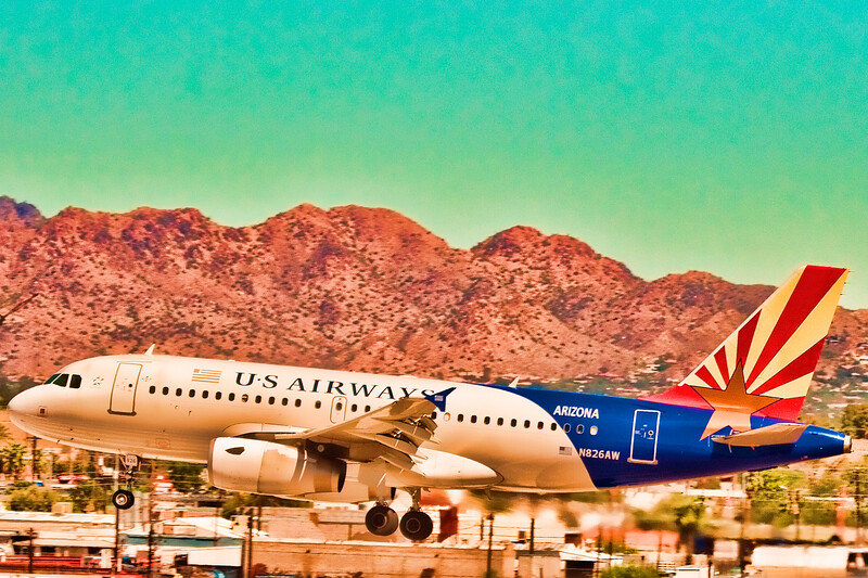 Arizona Arrives From the East