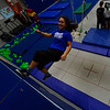 KRISTOPHER RADDER - BRATTLEBORO REFORMER<br /> Ava Mitchell bounces on the trampoline.