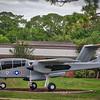 OV-10 Bronco. Hurlburt Field, Florida