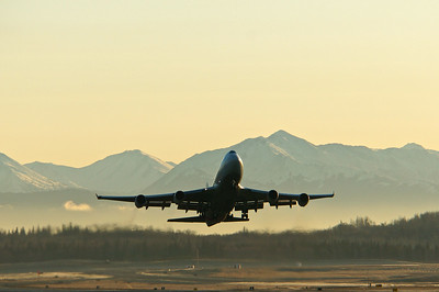 Asiana B747-400BCF, Anchorage