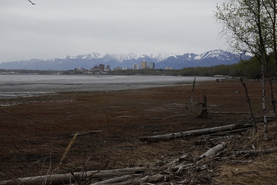 Anchorage shore