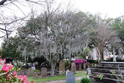 St. Philip's Church cemetery