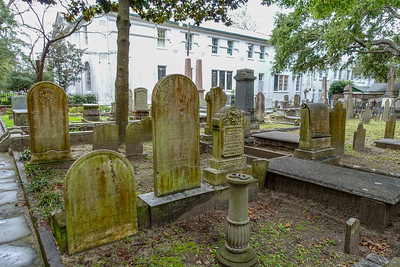 Second Presbyterian Church cemetery