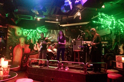 Live Band in Wan Chai