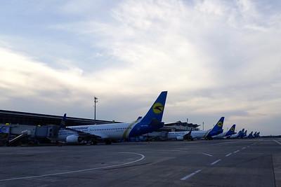 Ukraine International fleet