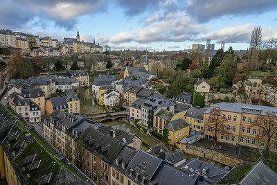 Luxembourg layover
