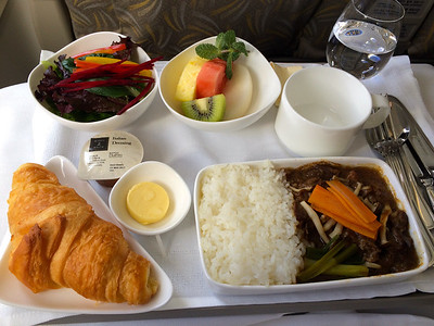 Asiana breakfast