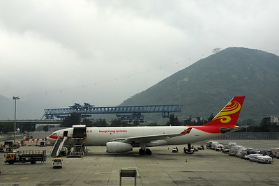 Hong Kong Airlines A330F