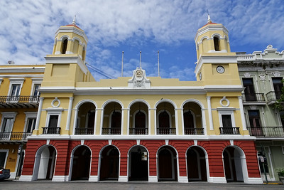 Casa Alcaldía de San Juan
