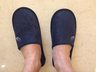 China Eastern slippers