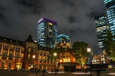 Tokyo layovers
