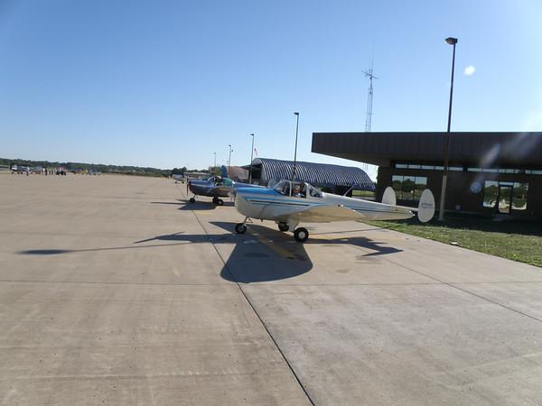 ERCOUPE Arch Flight 2010