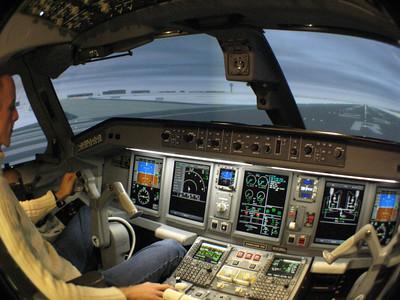 E-190 flight training