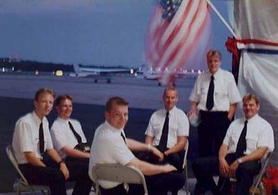 Initial Flight Training 1995, Greenville SC