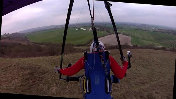 Hang Gliding  MK