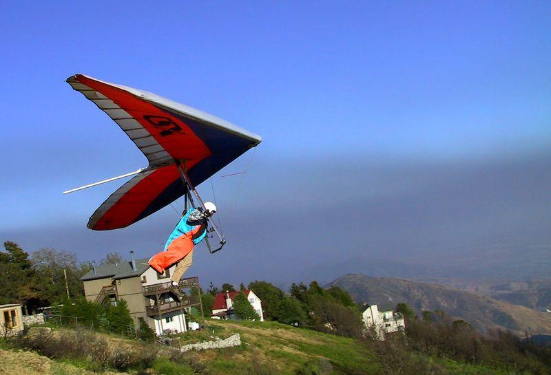 06 - Liftoff at Crestline