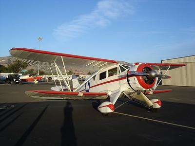 Waco YKC NC-14000, RHV