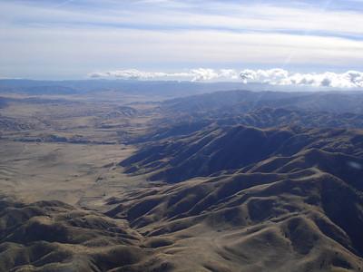 Harris Ranch flight