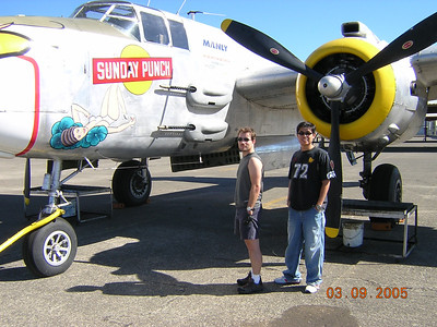 B-25, Sleepy Andy - Santa Rosa